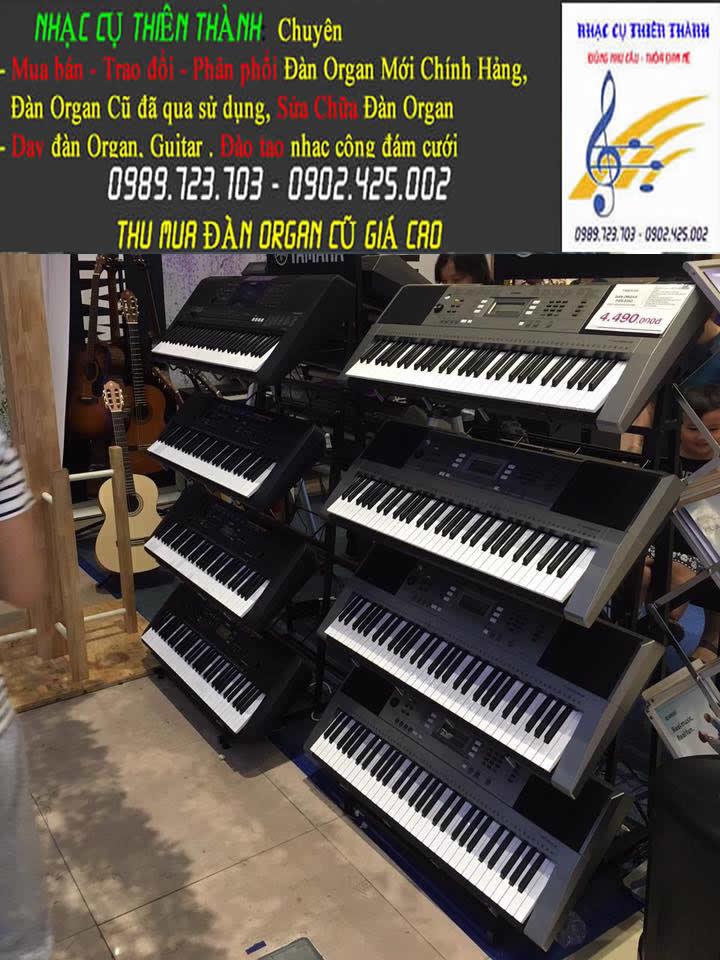 mua đàn Organ mới hay mua đàn Organ cũ đã qua sử dụng tại Quận 12
