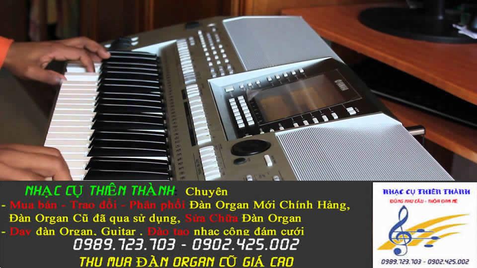 Bán đàn organ yamaha psr s900 cũ đã qua sử dụng