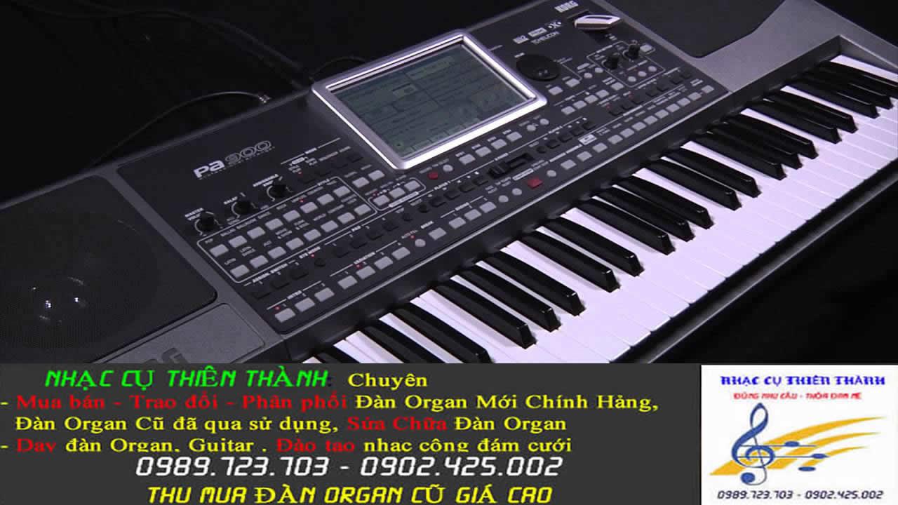 Bán đàn organ Korg pa900 mới chính hảng