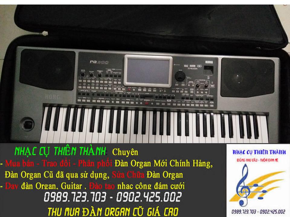Bán đàn Organ Korg Pa900 cũ|đã qua sử dụng 95%