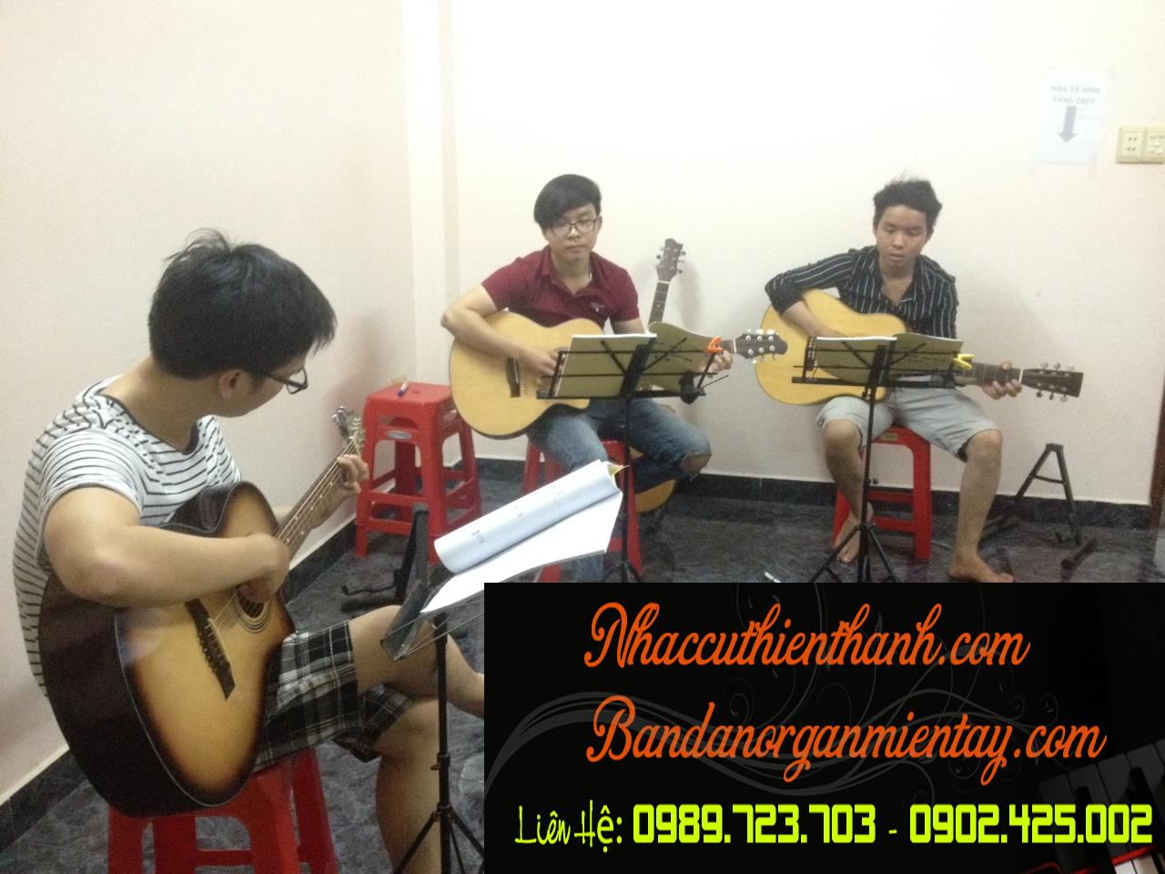 Trung tâm dạy đàn guitar quận 12 tpHcm